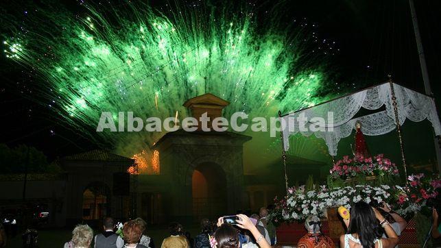inauguración feria Albacete