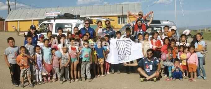 Quijote Team en Ulan Bator Nalag 2