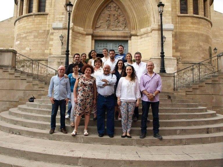 FOTO: Facebook Asociación de Manchegos y Manchegas de la Feria de Albacete - AMFA.