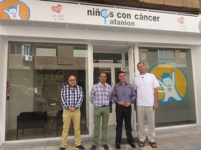 visita nueva sede afanion 7