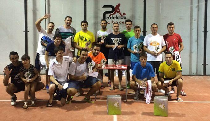 Campeones Masculinos V 24horas feria