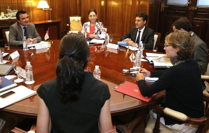 foto reunión agricultura ministerio