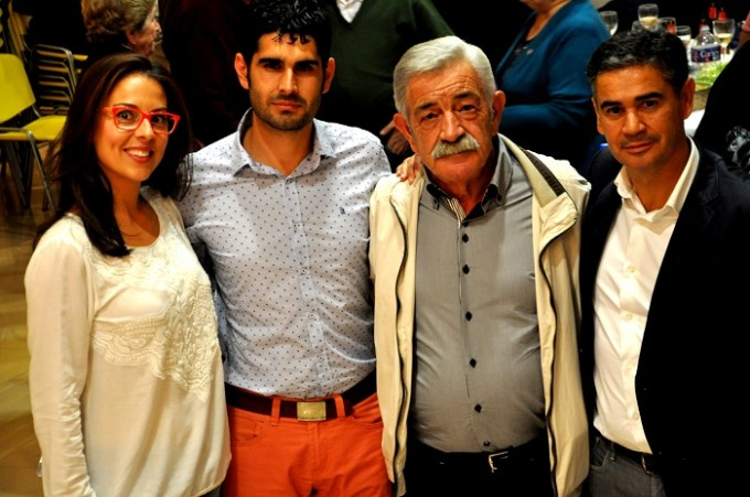 Foto 2 Homenaje Julio Alcaraz