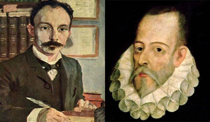 Martí y Cervantes