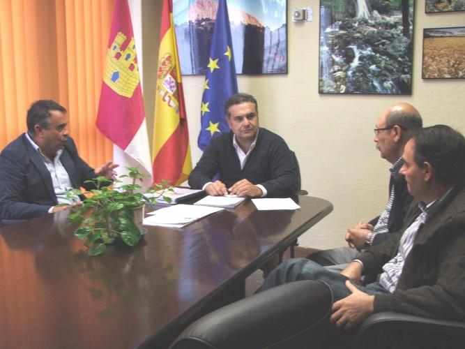 REUNION JCCM ALBACETE- SAT EL OJEADO