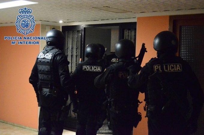 Imágenes del Ministerio de Interior