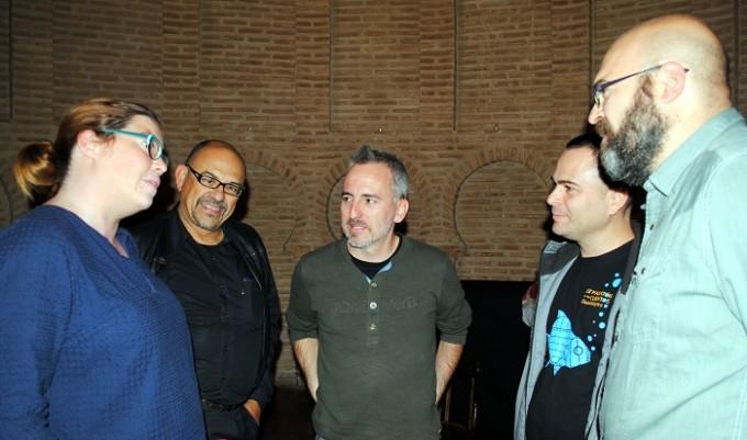 con Ilundain en Toledo (1)