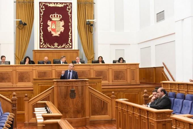2015-12-02 Pleno Cortes 2 - Aprobación proposición de ley garantía de servicios públicos