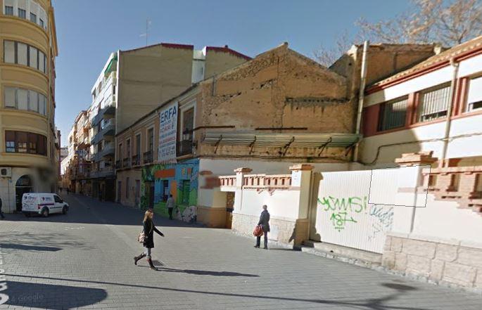 Resultado de imagen de calle zapateros albacete