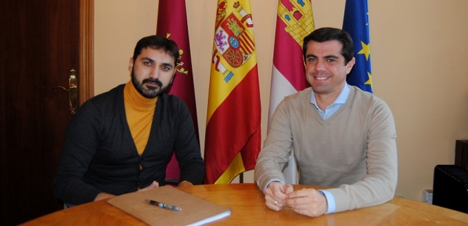 Foto.Hermandad Nuestra Señora del RocÃ-o de Albacete.3-1-16