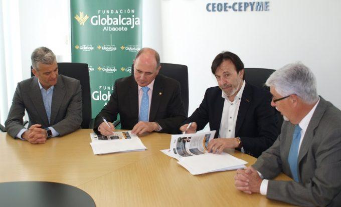 Acuerdo colaboración Fundación Globalcaja-Albacete. FEDA (6)