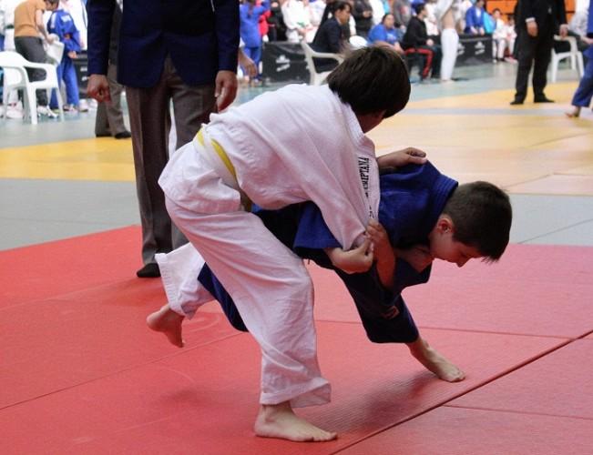 Combate Alevín de -26 kg