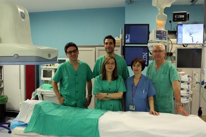 FOTONOTASANIDAD. Neurorradiología Hospital Albacete