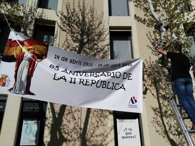 pancarta republica