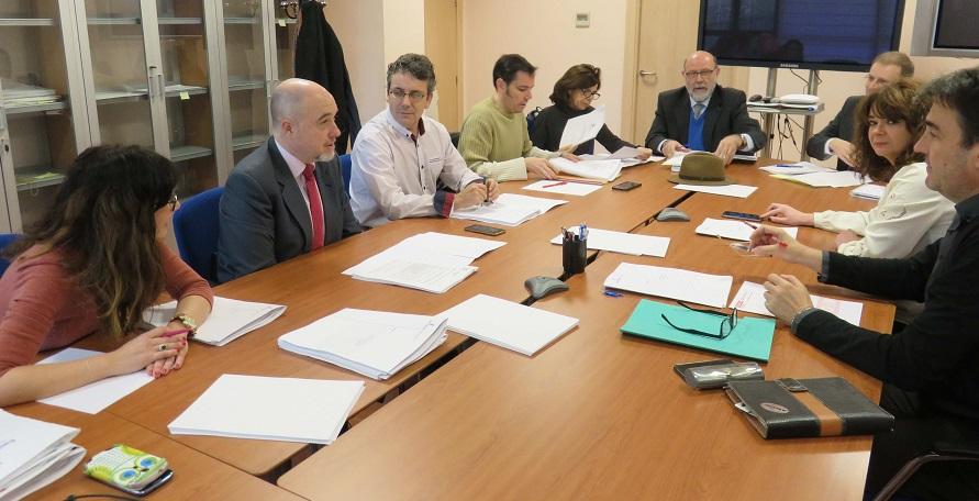 El pleno del Consejo regional de Relaciones Laborales evalúa el proyecto del Plan Integral de Garantías Ciudadanas de Castilla-La Mancha