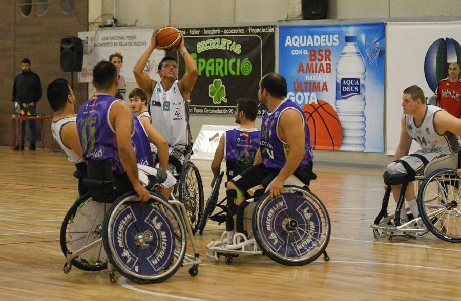 El BSR Amiab Albacete se impuso al Fundación Grupo Norte (60-43) en un gran partido