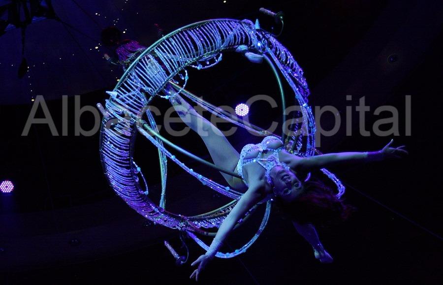 El Festival Internacional de Circo de Albacete sube el telón