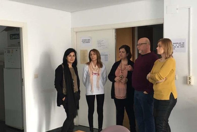 Ciudadanos Albacete se reúne con el Centro de Atención Integral a Personas sin Hogar