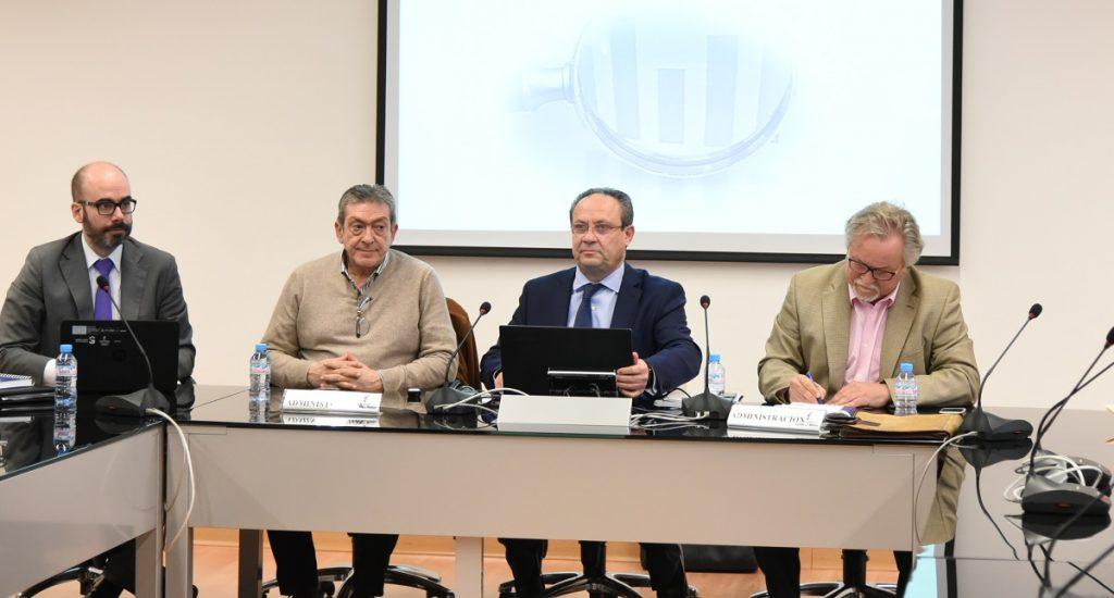 El Gobierno regional mejora las condiciones retributivas de los empleados públicos con el presupuesto de 2017