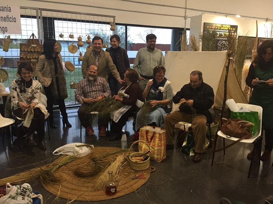 """Comienzan las IV Jornadas """"Esparto, Naturaleza y Cultura"""" en la Casa de la Cultura José Saramago"""