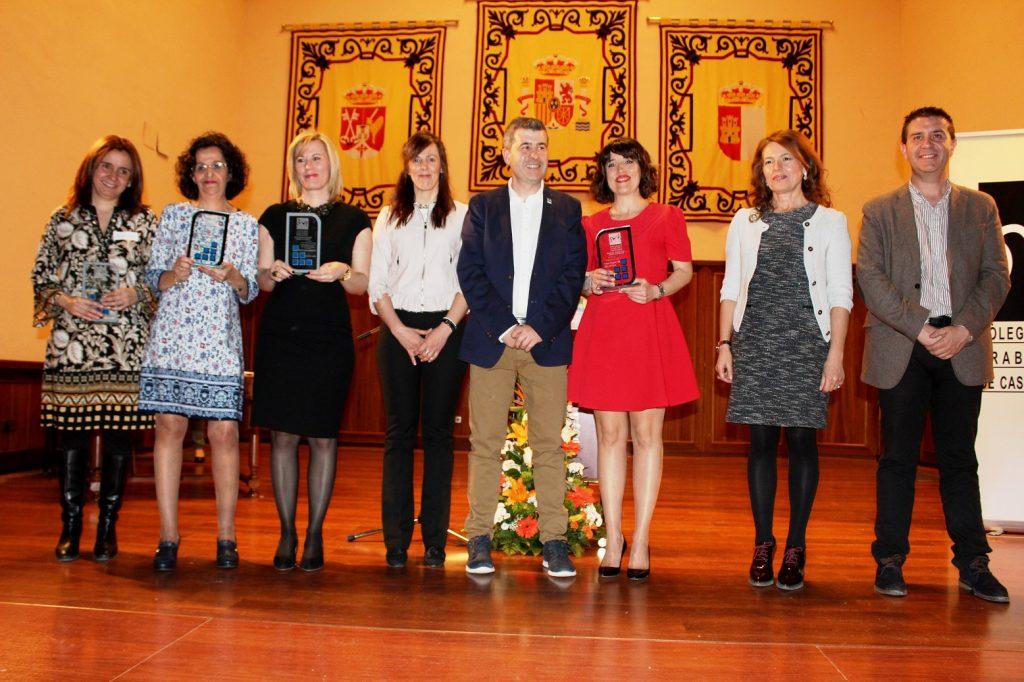 El Trabajo Social entrega sus premios por primera vez en Albacete