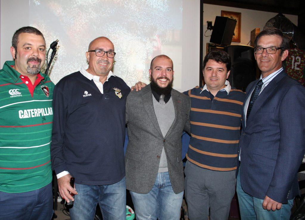 El  Club de Rugby Albacete cumple 25 años