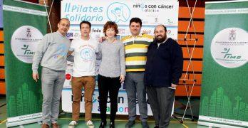 500 albaceteños y más de 100 empresas participan en el II Pilates Solidario a beneficio de Afanion
