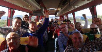 Una parte del socialismo albaceteño ofrece su apoyo a Pedro Sánchez en Valencia