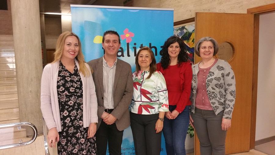 Cabañero abrió las XII Jornadas Sociales de Elaboración del Duelo de Talitha
