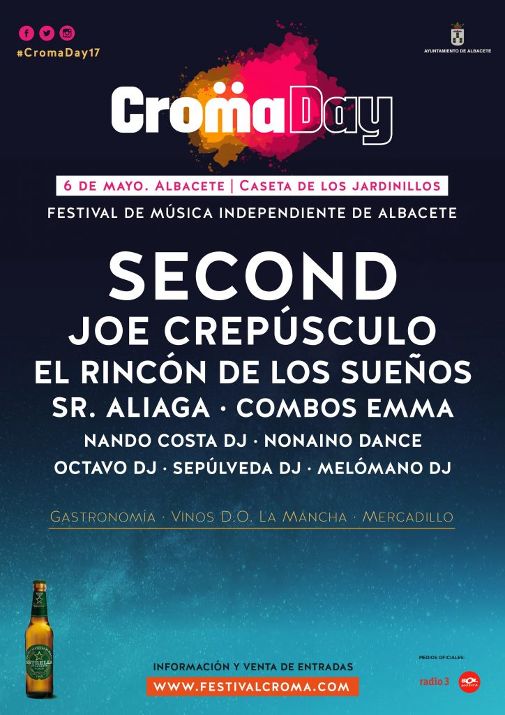 Mercadillo alternativo y fotomatón para el Croma Day