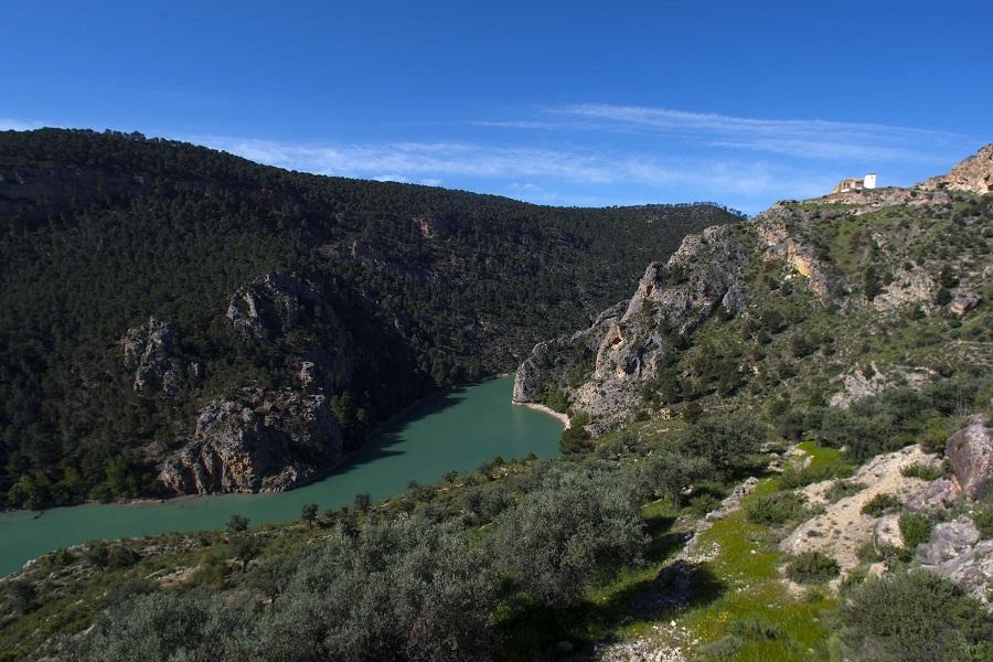 """""""Villa de Ves- Embalse del Molinar"""", la próxima cita en la XV Ruta de Senderismo de la Diputación"""