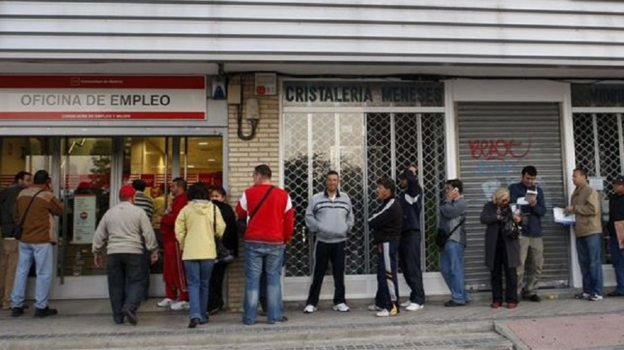 El paro sube hasta marzo en Castilla-La Mancha tras un año de bajadas sucesivas