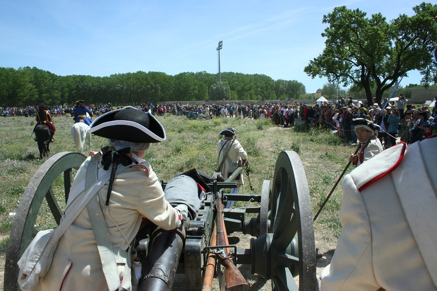 Almansa, un campo de batalla clave en la Guerra de Sucesión