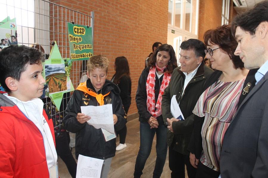 Alumnos de toda la provincia unidos en torno a la sostenibilidad