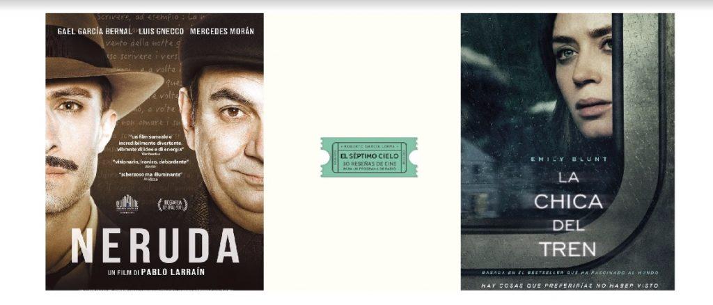 Cine para conmemorar el Día del Libro