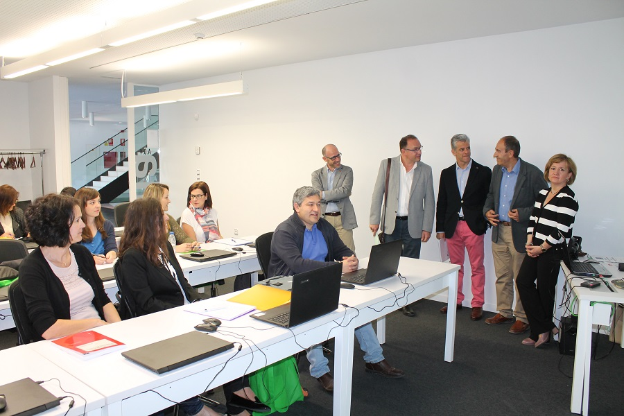 Junta, UCLM y Feda desarrollan un curso de recursos humanos para 20 desempleados de Albacete