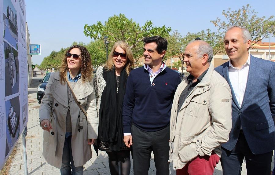 El centro socio-cultural de los barrios Universidad y Medicina estará en 2018