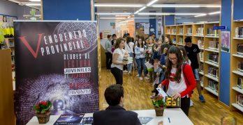 V Encuentro Provincial de Clubes de Lectura Juveniles de Albacete