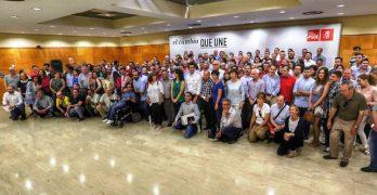 Tres afines a Díaz, dos a Sánchez y un neutral liderarán al PSOE en el Congreso Federal