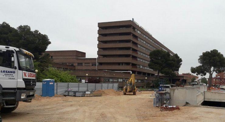 Sin fechas ni empresas para la segunda fase de las obras del Hospital