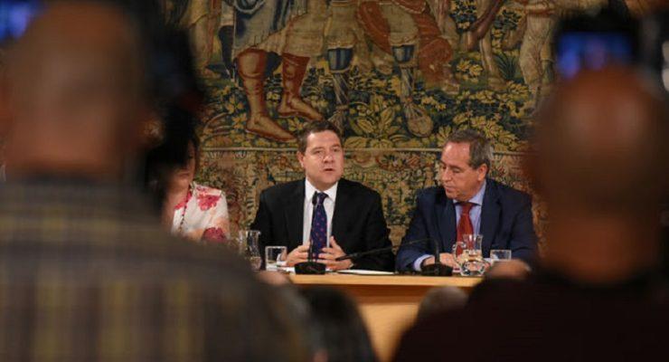 Page no descarta adelanto electoral en Castilla-La Mancha y decidirá su liderazgo en septiembre