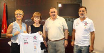 Doce horas de bicicleta a beneficio de la investigación del cáncer en el Hospital de Albacete