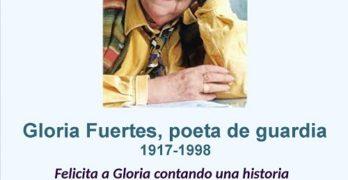 Los bibliotecarios de Albacete preparan una celebración audiovisual para el cumpleaños de Gloria Fuertes