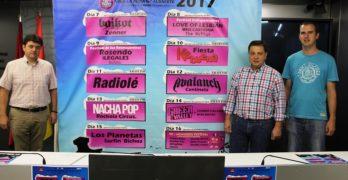Love of Lesbian, Los Planetas y Surfin' Bichos completan el cartel de la carpa Vive la Feria de Albacete