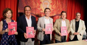 """El 130 aniversario del Teatro Circo y el centenario de """"La Chata"""" se celebrarán esta Feria"""