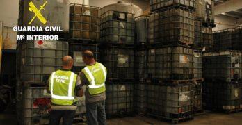 Detenido el dueño de una empresa de Castellón por vender aceite usado en varias provincias, entre ellas Albacete