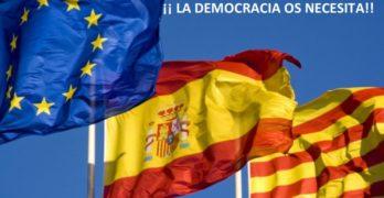 """Profesores de la UCLM convocan una concentración """"solidaria"""" con los catalanes no nacionalistas"""