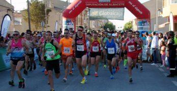 Eva Moreno y Jesús Ponce vencieron en la XIII Carrera Popular de Pozo Cañada