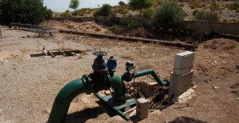 Denunciados cuatro pozos de sequía que ya funcionan para trasvasar agua de Albacete a Murcia