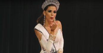 La villarrobledense Sofía del Prado, ganadora del certamen Miss Universo España